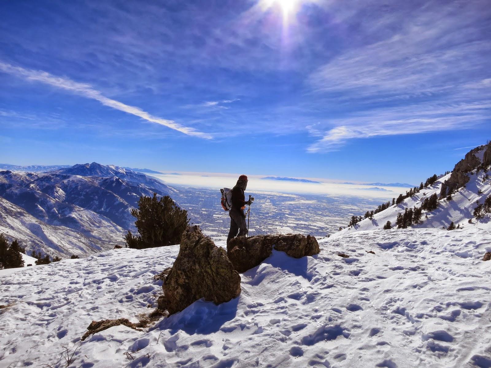 Ben Lomond Summit Track