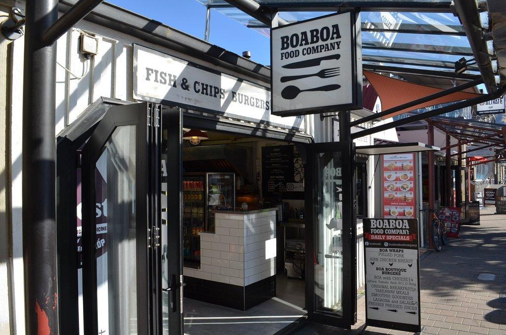 Boaboa Food Company