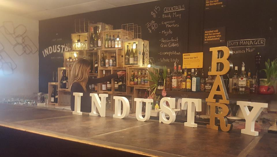 Industry Bar and Grill - Ohakune Licensed Restaurant