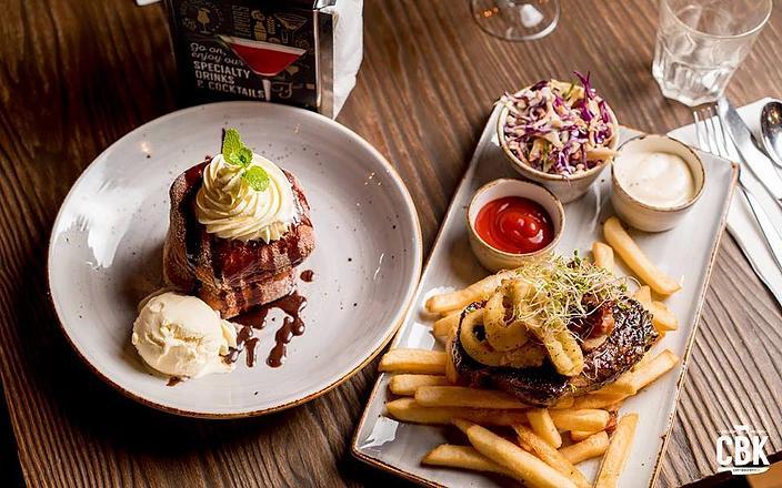 CBK Craft Bar & Kitchen Dunedin