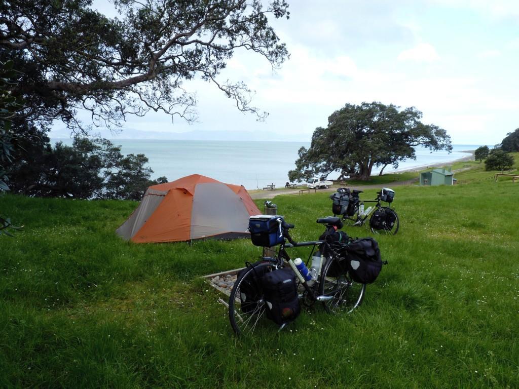 Tapapakanga Sea View Campground