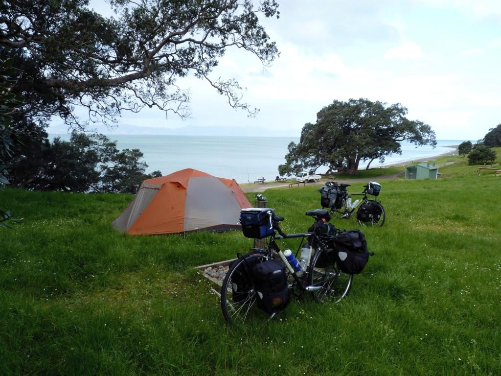 Tapapakanga Sea View Campground