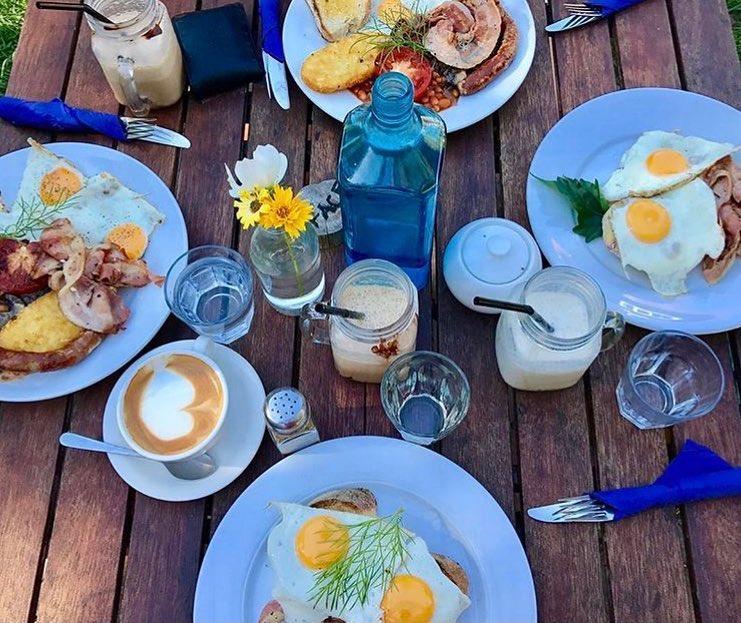 Eggsentric Cafe And Restaurant