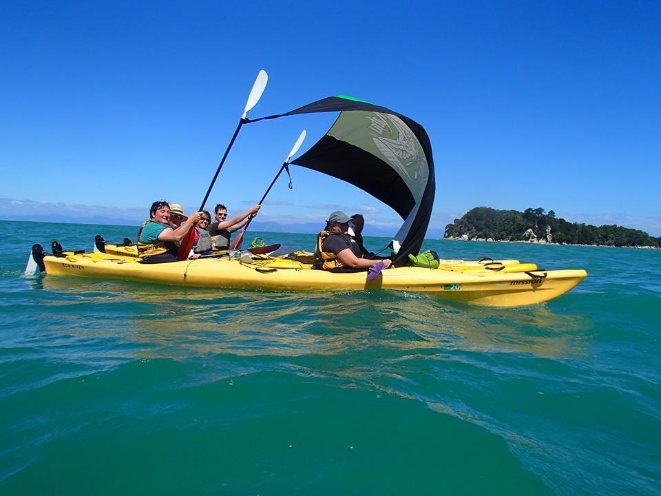 Kahu Kayaks Abel Tasman