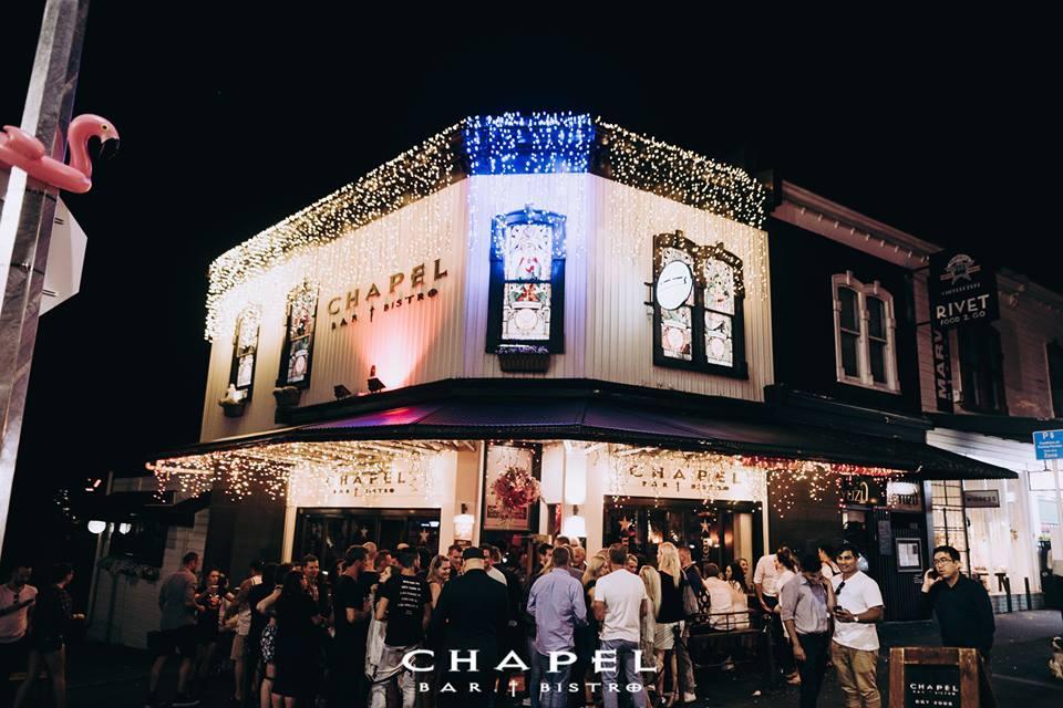 Chapel Bar & Bistro