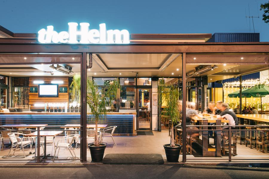 The Helm Bar & Kitchen