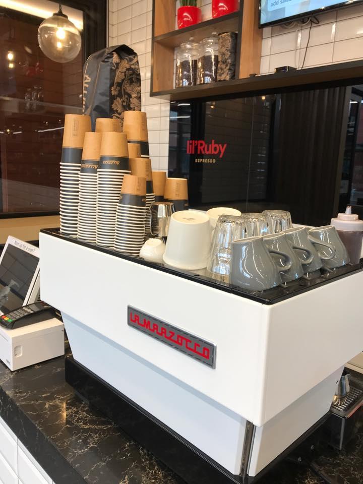 Lil' Ruby Espresso
