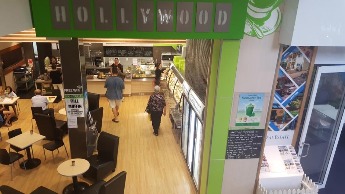 Hollywood Bakery and Espresso - Westfield Albany