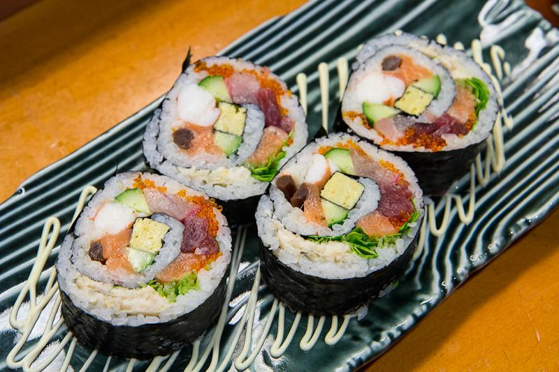 Sushi Mall (Cafe Tokyo)