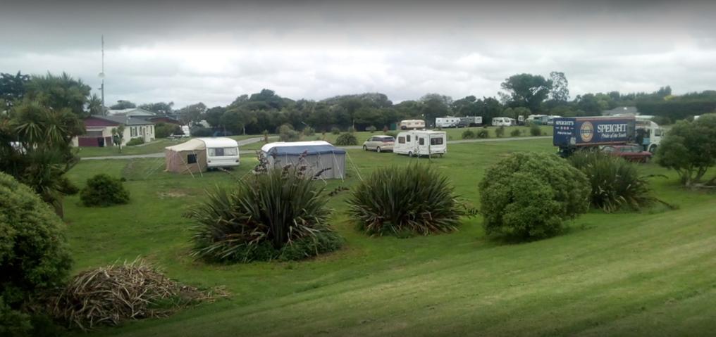 Rakaia Huts Campground