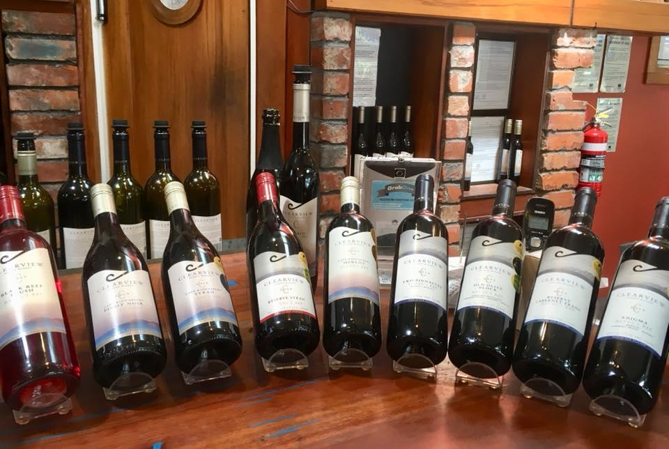 Clearview Estate Winery, Cellar Door & Restaurant