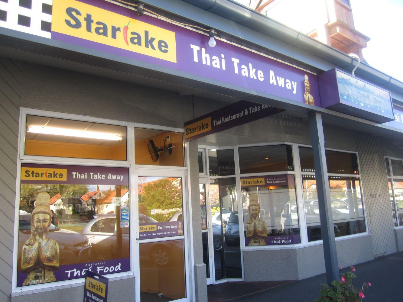 Starlake Thai Restaurant & Takeaway