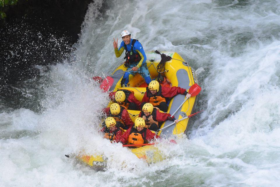 Kaitiaki Adventures - White Water Rafting (Grade 5)