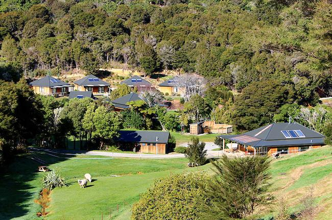 Mistletoe Bay Eco Village