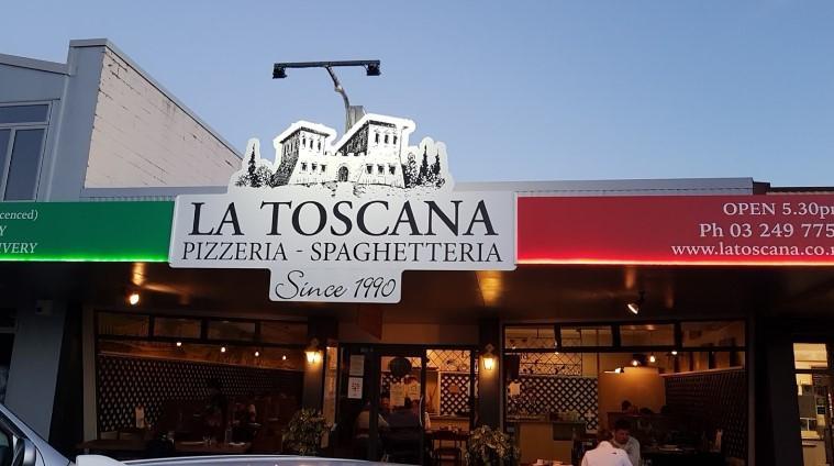 La Toscana Pizzeria