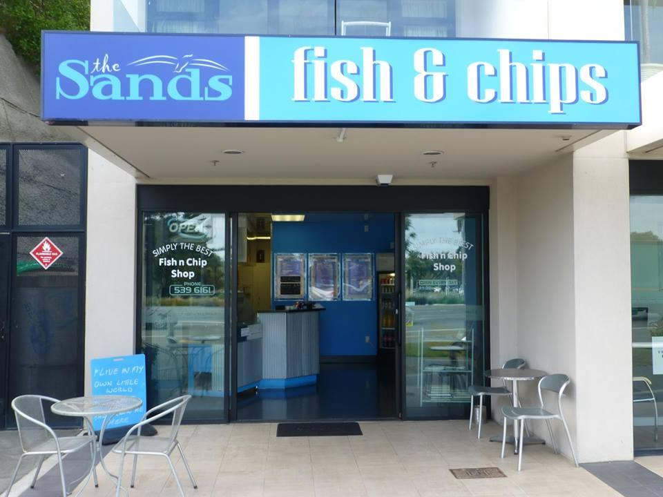Sands Fish & Chips