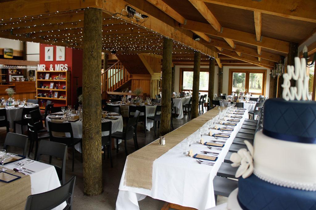 Langdale Vineyard Restaurant