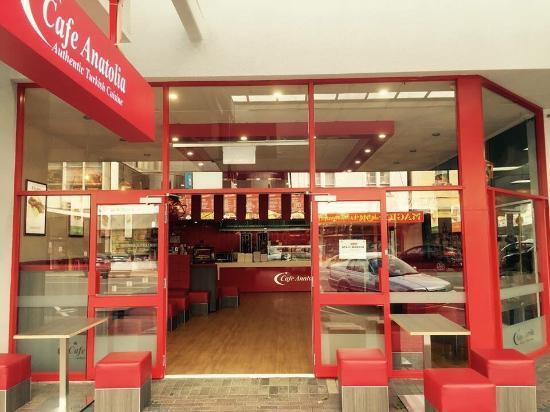 Cafe Anatolia Wanganui