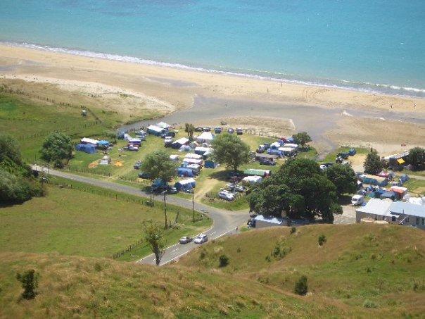 Anaura Bay Campsite