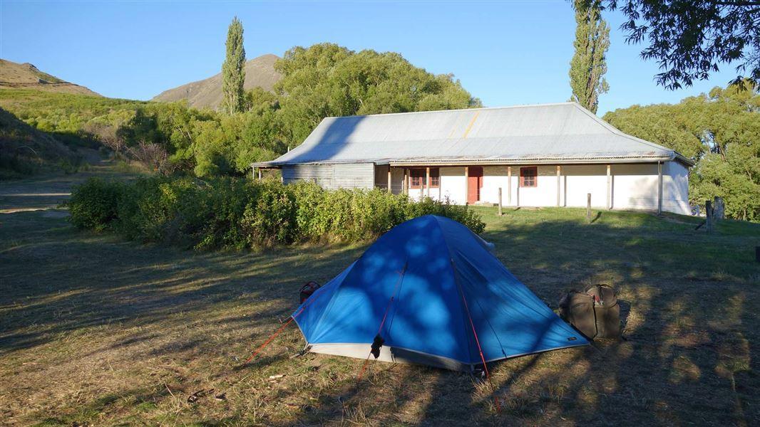 Acheron Homestead & DOC Campsite