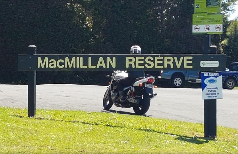 MacMillan Reserve