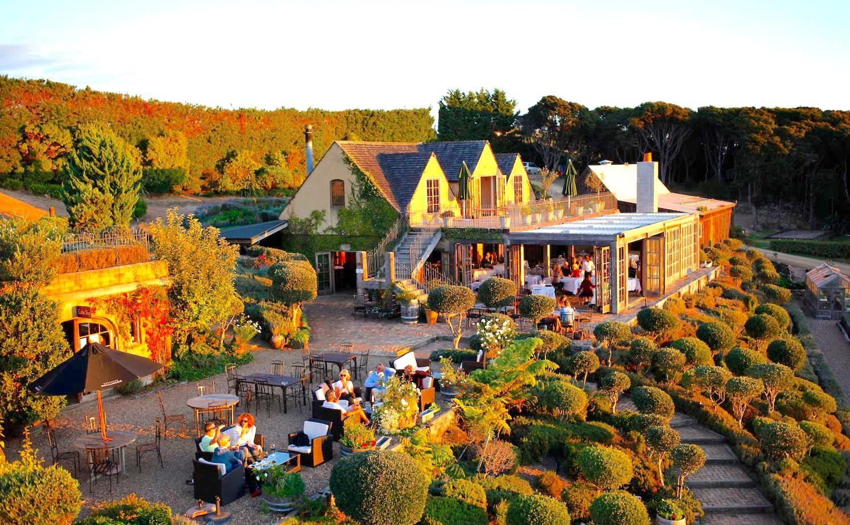 Mudbrick Restaurant and Vineyard