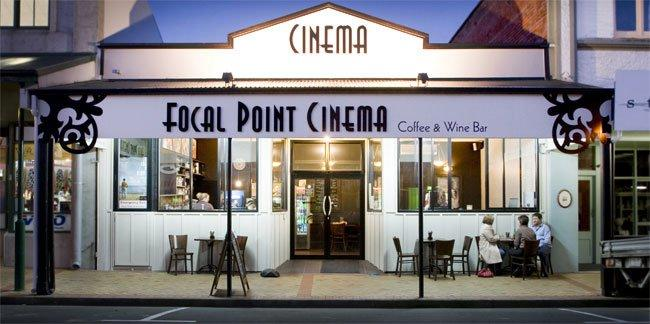 Focal Point Cinema Coffee & Wine Bar