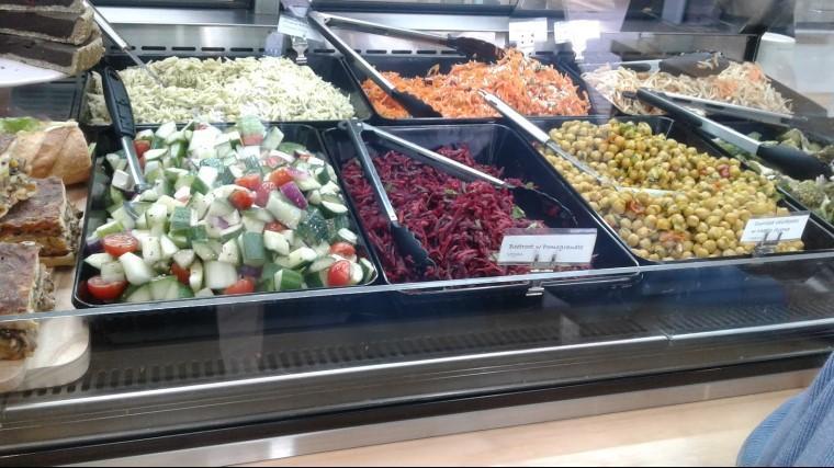Sustain Vegetarian Takeaways