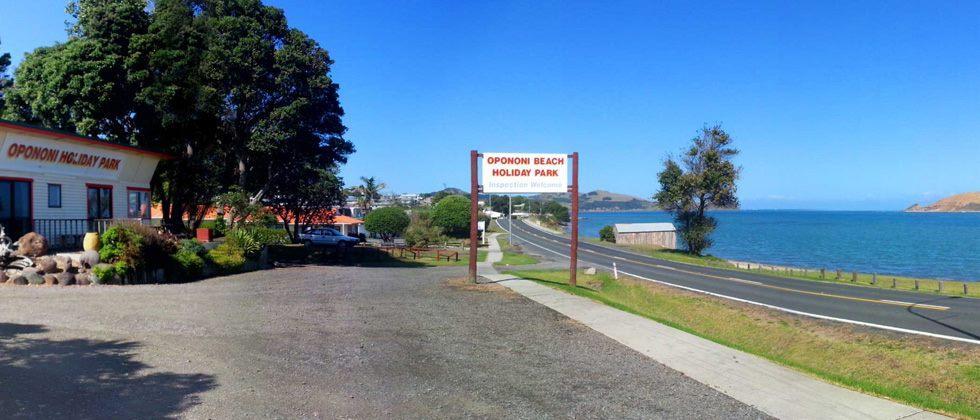 Opononi Beach Holiday Park