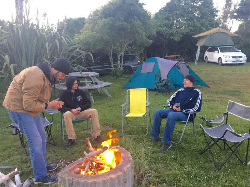 Okarito Campground