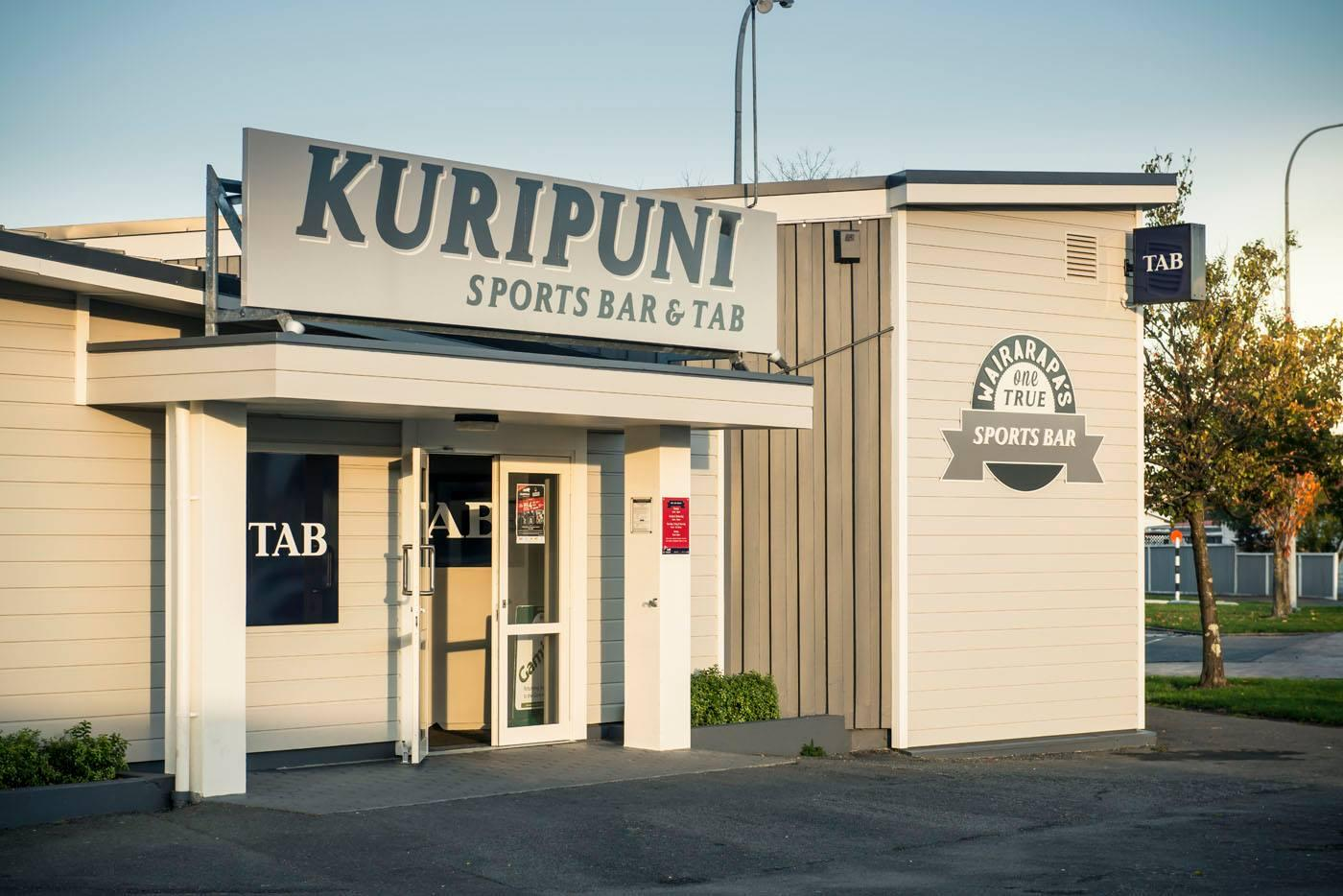 Kuripuni Sports Bar & TAB