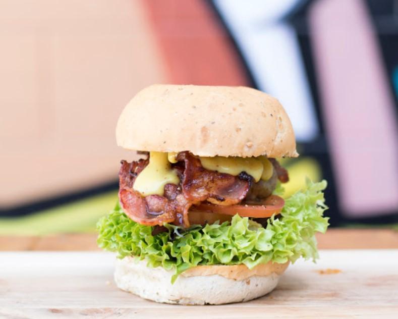 Slick Burgers - Salads - Catering