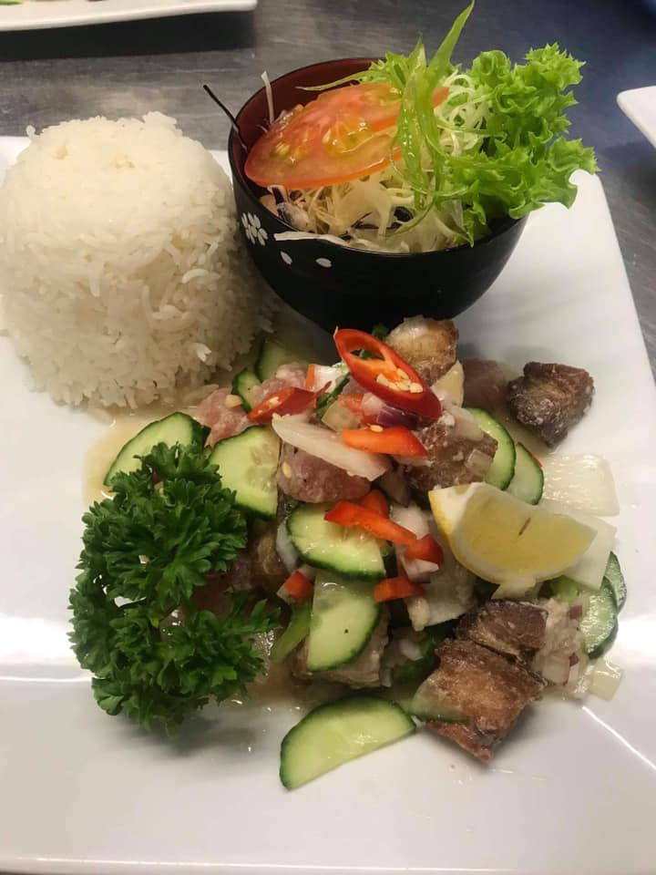 Manila Grill Filipino - Japanese Restaurant