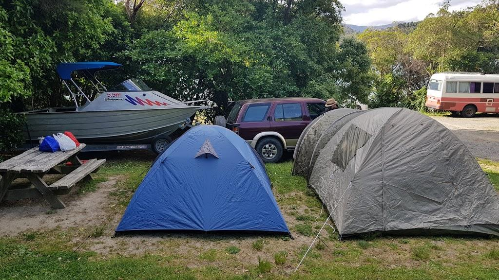 Cowshed Bay Camping Area