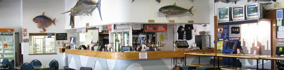 Tatapouri Fishing Club Gisborne Harbour