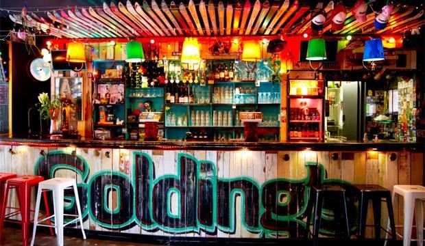 Golding's Free Dive