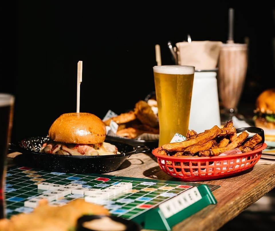 Corner Burger Mt Eden