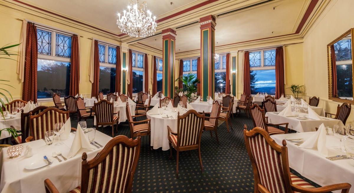 The Ruapehu Restaurant