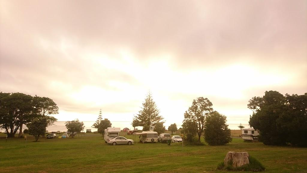 Tatapouri Motor Camp