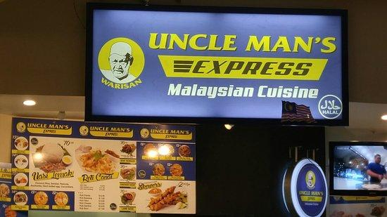 Warisan Uncle Man's Restaurant and Takeaway