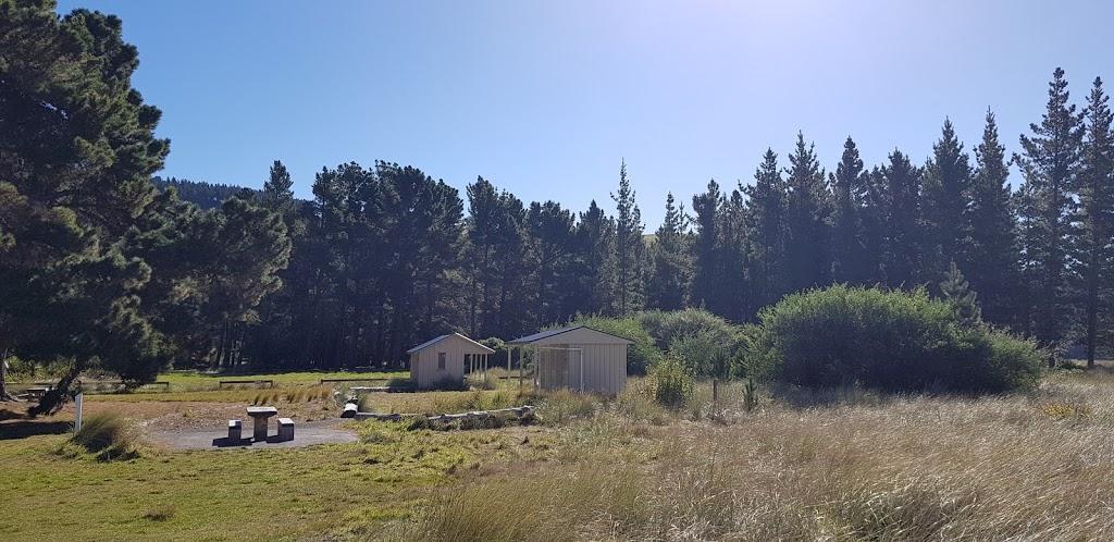 Okains Bay Camping Ground