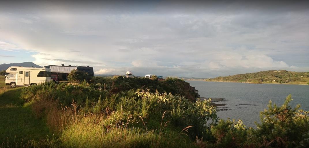 Koutu Mangeroa Picnic Area Campers