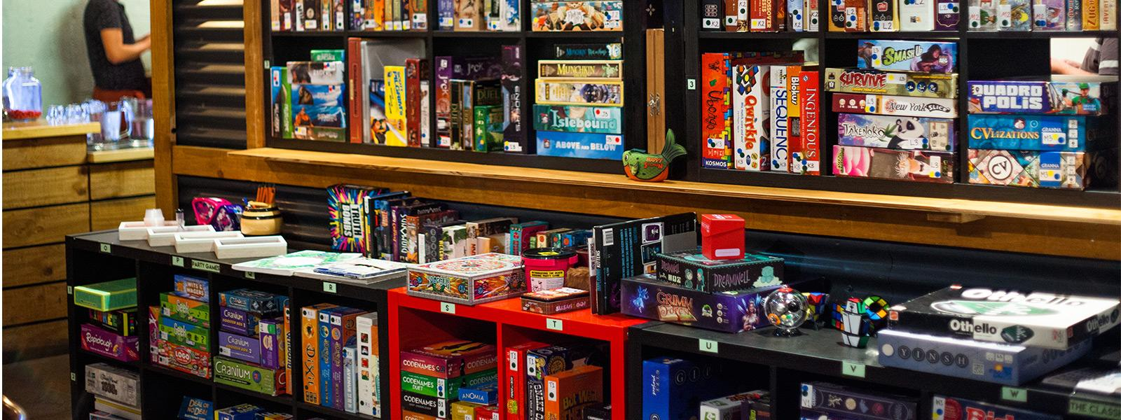 Counter Culture Board Game Cafe & Bar