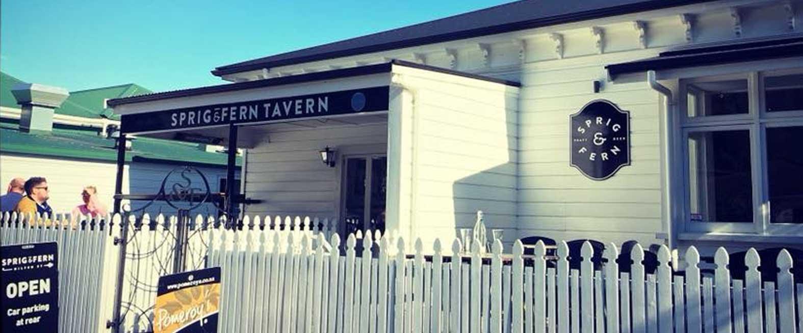 Sprig & Fern - Milton St