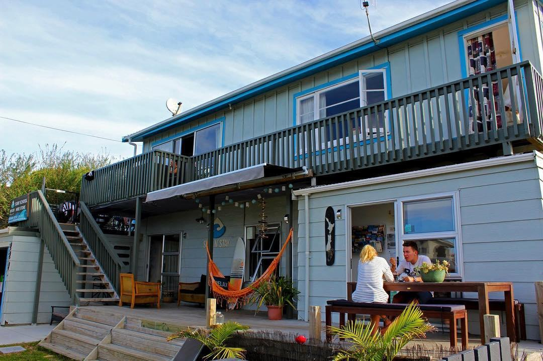 Surf N Stay Whangamata - Hostel