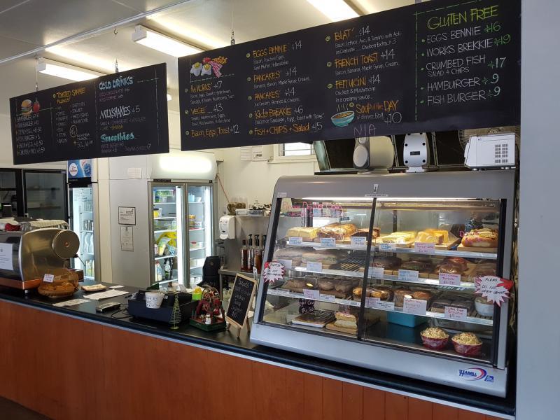 Chinwags Cafe Whakatane