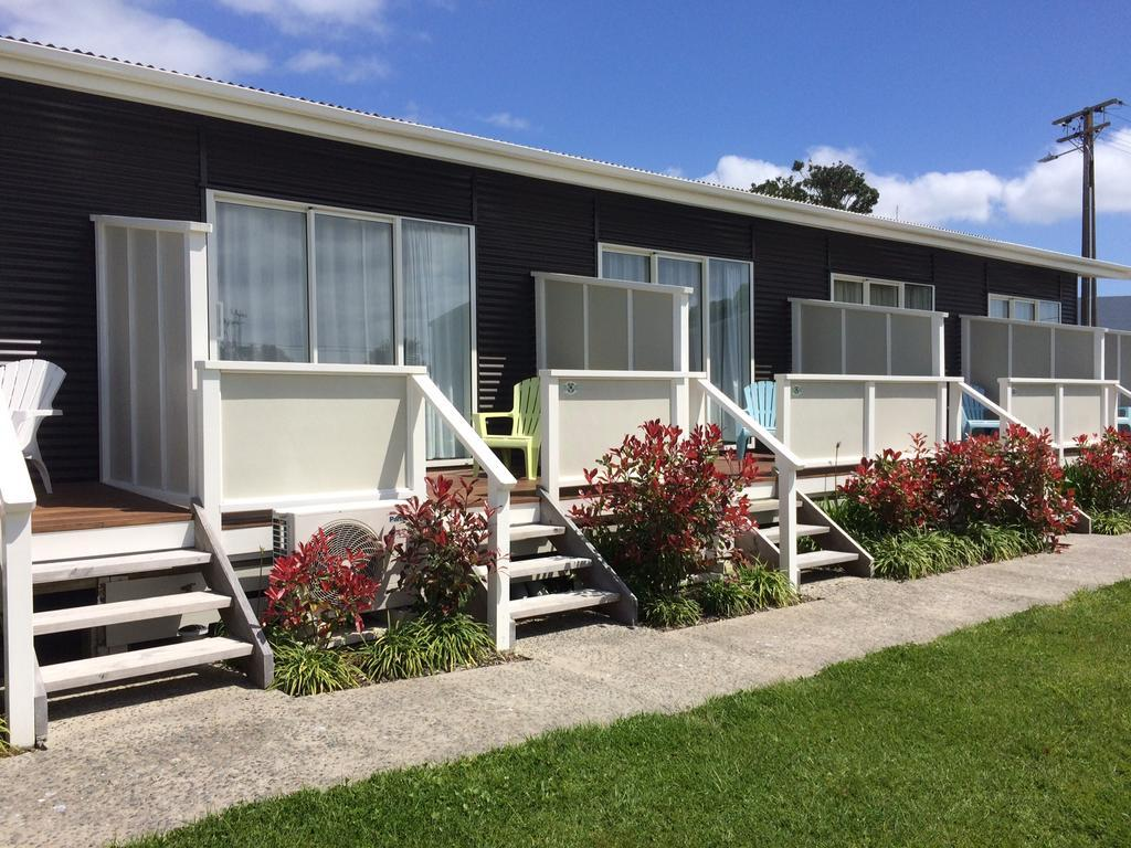 Leigh Central Motels and Campervan Park