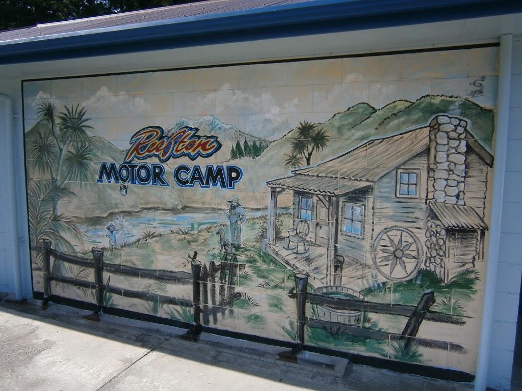 Reefton Motor Camp