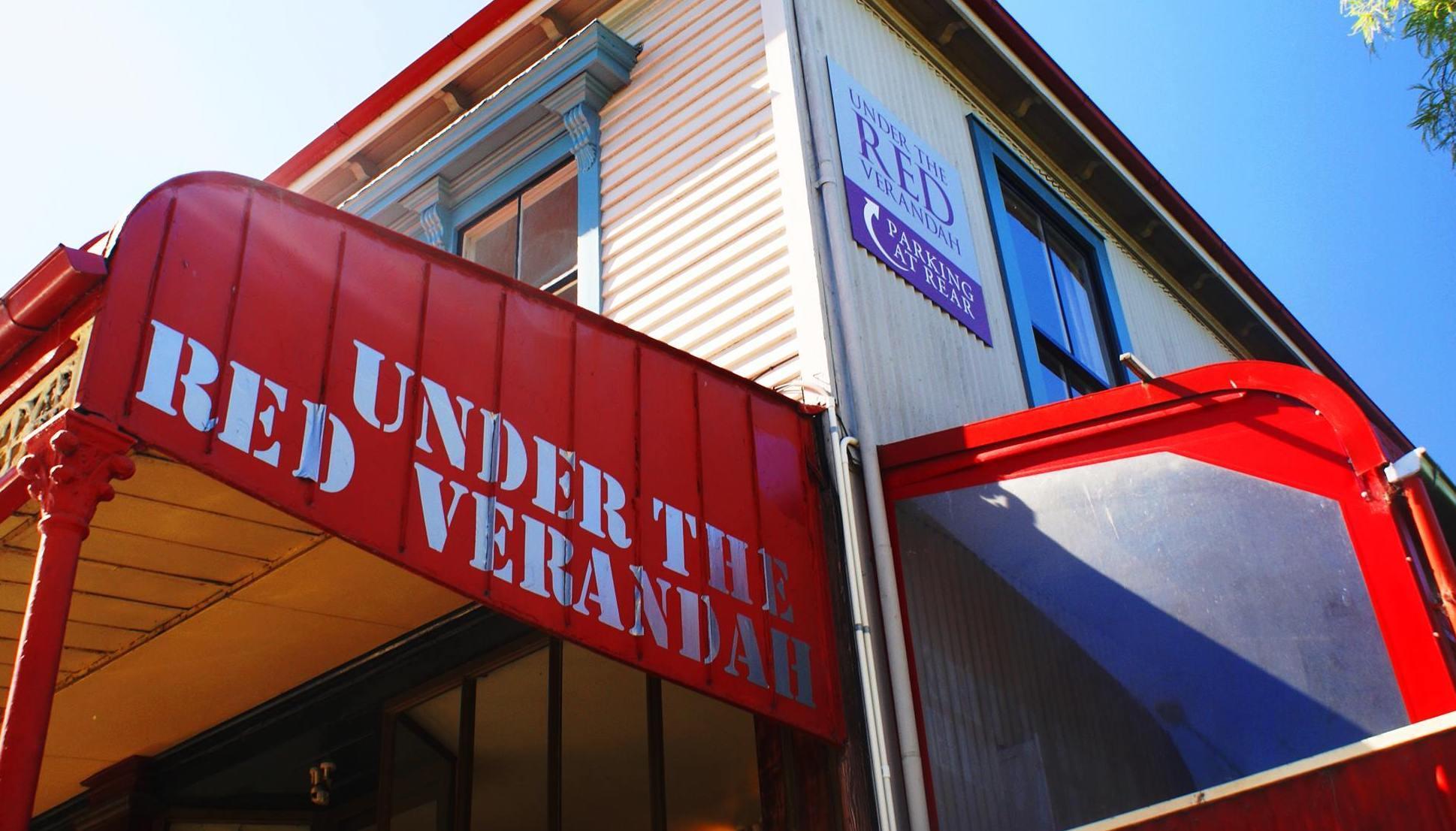 Under The Red Verandah