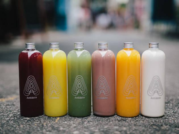 Antidote Cafe and Juice Bar